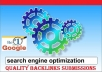 submit Your Blog and Website to 10,500 Backlinks to boost Traffic and RANKING