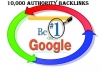 submit Your WEBSITE Url and Keywords to 10,000 Backlinks to boost traffic