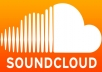 give you real 500 soundcloud followers