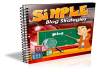give you Simple Blog Strategies course to make MONEY