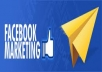 promote post your any url over 12+ Million active facebook groups & Fan wall + 25M+ fans timeline wall post