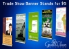 design your next trade show banner