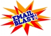 broadcast your offers to my 39 million mail list