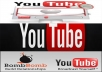 blow up your video with a YouTube SEO bomb, money back guarantee order now