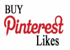 give 200+ Pinterest Likes