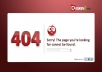 Create A Custom 404 Page In Joomla