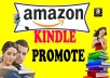 promote your Amazon kindle book on 50 best FB kindle readers groups
