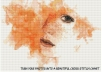 design a cross stitch chart with your picture