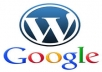 check your Wordpress installation for search engine compatibility