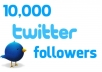 add 10,000 Real twitter followers Instant with in 24hrs