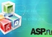 develop or modify ASP Dot Net applications