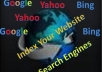 index your site to over 2000 search engines and post you the results