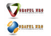 design 2 various professional 2d logo