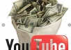 teach you how to make atleast 100 Dollars daily with your Youtube account