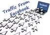 spread any link to 2,000,000 facebook users