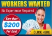 show you the FASTEST way to make $200 DOLLARS per day, everyday