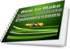 give you an ebook on How to make super affiliate commission