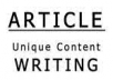 write 4 professional ARTICLE of any topic