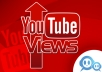 give you 5000 YouTube Views REAL Human Guaranteed with high retention rate