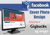 design unique and PROFESSIONAL Facebook timeline cover photo