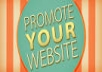 help you promote your website
