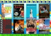 design 2 AWESOME eBook cover in 2d or 3d format
