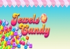 make Jewels Match 3 Candy Game