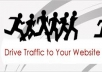 provide 11,500+ Genuine human site activity with Most minimal Ricochet Rate for just