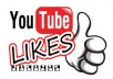 give you 250 genuine LIKES or DISLIKES to any YouTube videos
