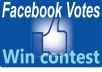provide 200 Facebook votes, ratings and reviews in 24 hours