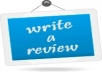 Go to your site and write a review for you