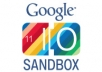 get your website out of the sandbox