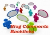 do 01xPR7, 03xPR6, 05xPR5, 10xPR4, 10xPR3, 10xPR2,High PR Dofollow Blog comments
