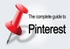 teach Complete guide to Pinterest for business