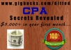 teach you how to make over 3000 dollars with CPA in your very first month
