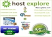 Give Unlimited Web hosting with cPanel/Softaculous