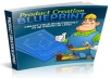 Give Product Creation Blueprint eBook