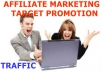 deliver Your Message PERMANENTLY To Over 50000 Real Affiliate Online Marketers