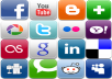 """teach you on how """"Get started building your Social Media's Presence"""""""