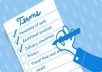 provide template Terms of Business to protect your UK B2B business