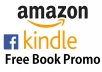 promote Your FREE Kindle Book To 100000 Booklovers