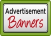 display your banner on my site one month