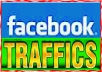 promote your website/URL to 10,00000+ facebook Groups and facebook fanpage for get traffic