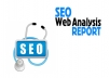 create a Full On page seo report for any URL