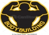 give training and healthy diet on body building