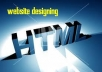 make a website for you