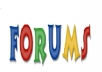 create 35 post on your forums