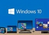Teach you the simplest way to install WINDOWS10 on your computer