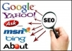 submit Your Website 4,000 Directories, 200+ top Search Engines Using My Experience In SENUKE