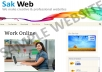 design a 10 pages wordpress website with training how to use it